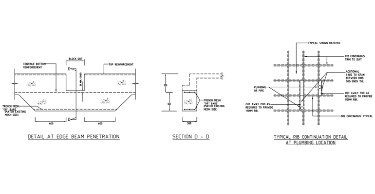 Structural Fabrication Drawing Hamilton