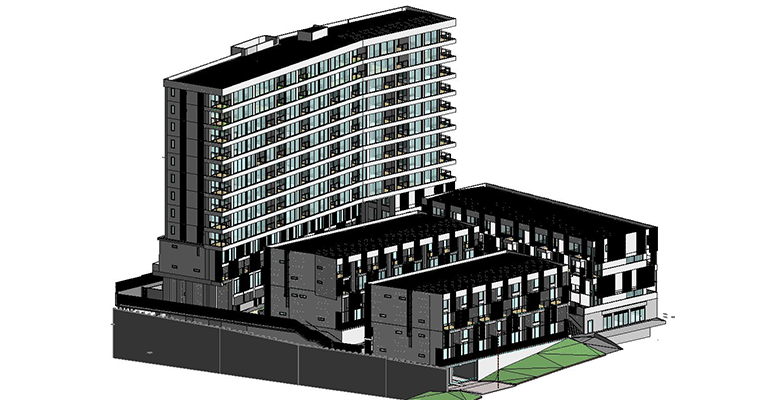 as built bim model Auckland